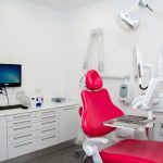 Sala dental Centro Médico Mapfre Salud