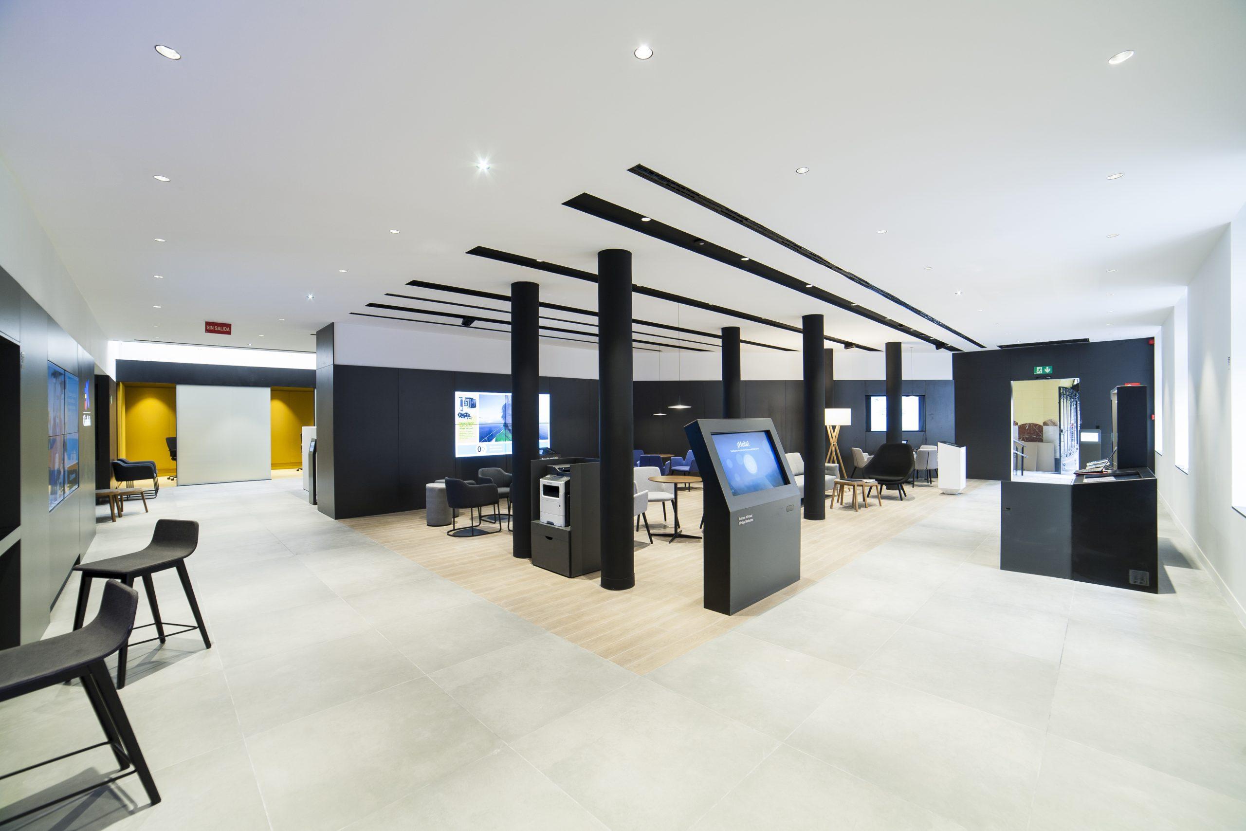 Amplio espacio para la oficina Store de Albacete