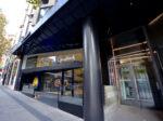 fachada de Caixabank store en calle génova, Madrid